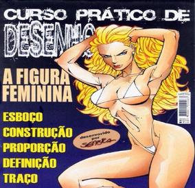 Curso Prático De Desenho A Figura Feminina