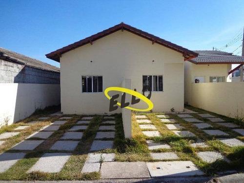Casa À Venda, 60 M² Por R$ 209.900,00 - Jardim Japão (caucaia Do Alto) - Cotia/sp - Ca4784