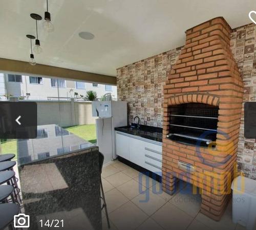 Apartamento Com 2 Dormitórios - Aluguel - Jardim Novo Mundo - Sorocaba/sp - Ap0283