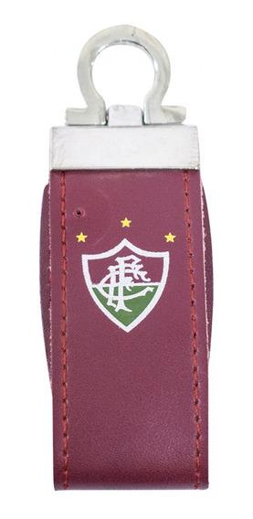 Pendrive Couro Sintético 7.6gb - Fluminense