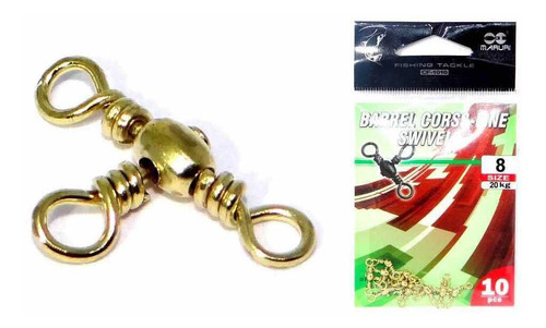 Girador Triplo Maruri Cross-line 8 C/ 10 Un. 10kg Gold