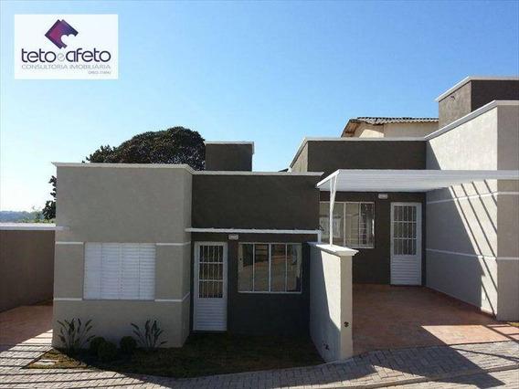 Casa Residencial À Venda, Condomínio Fechado, Atibaia - Ca2668. - Ca2668