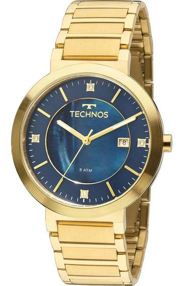 Relógio Technos Feminino Analógico St. Mortiz 2115ktj/4a