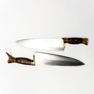 Cuchillo Artesanal Mango Cuerno De Venado