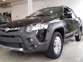 Fiat Strada Adventure Doble Cabina Anticipo 70 Mil O Usado