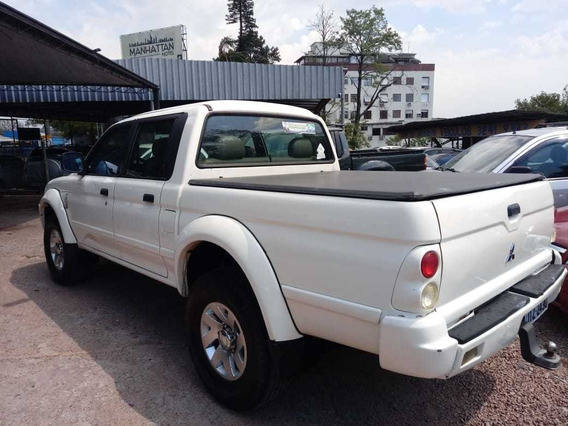 Mitsubishi L200 2.5 Sport Hpe Cab. Dupla 4x4 4p 2004