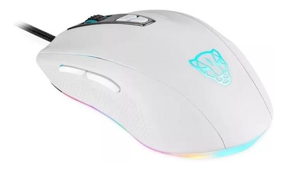 Motospeed V60 Mouse Gamer Branco Sensor Pmw3325
