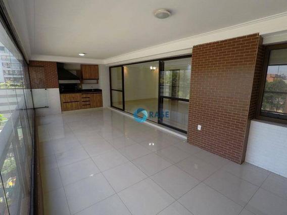 Maravilhoso Apartamento Na Granja Julieta De 209 M², 4 Suítes, 4 Vagas - Ap5065