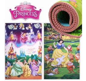 Tapete Eva Jolitex Princesas 1,80 X 1,20 Branca De Neve