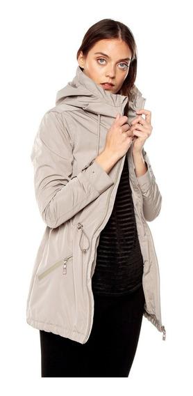 Chaqueta Para Mujer Bolsillos Multifuncionales Bosuina Terre