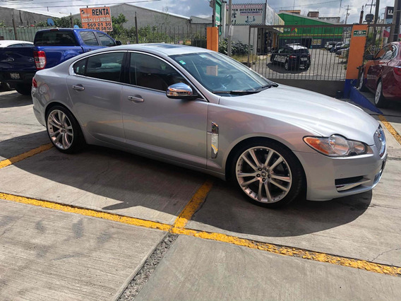 Jaguar Xf 4.2 Xf Sc Luxury V8 Piel Lujo R-20 At 2009
