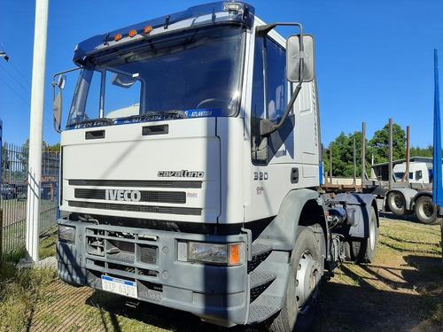 Tractor Sencillo Iveco 320