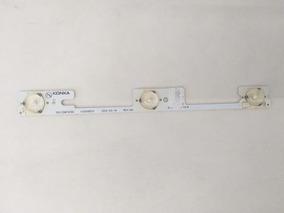 Kit 2 Barra De Led Tv Toshiba 32 Kdl32mt626u *35019057