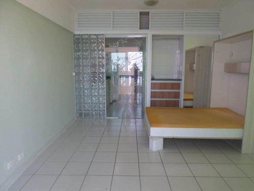 Apartamento, 0 Dorms Com 37 M² - Boqueirao - Praia Grande - Ref.: Fd67 - Fd67