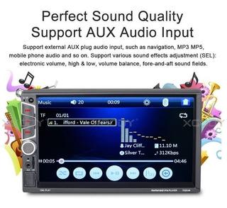 Radio Para Carro Pantalla Dvd Mp5 Hd Wifi Usb Vehiculo Autor
