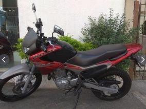 Honda Nx4 Falcon Vermelha