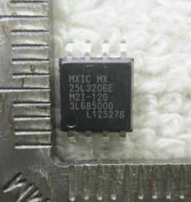 Ci Smd 25l3206e Mx25l3206 Sop8, 1 Unidade