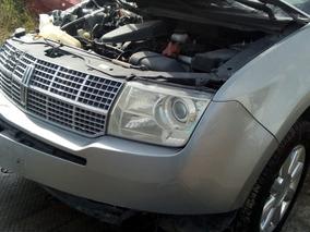 Lincoln Mkx V6 Awd Premier Piel Qc Nav 4x4 At 2009