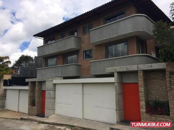 Casas En Venta, Urb. El Hatillo 18-15464