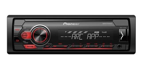 Som automotivo Pioneer MVH S118UI com USB