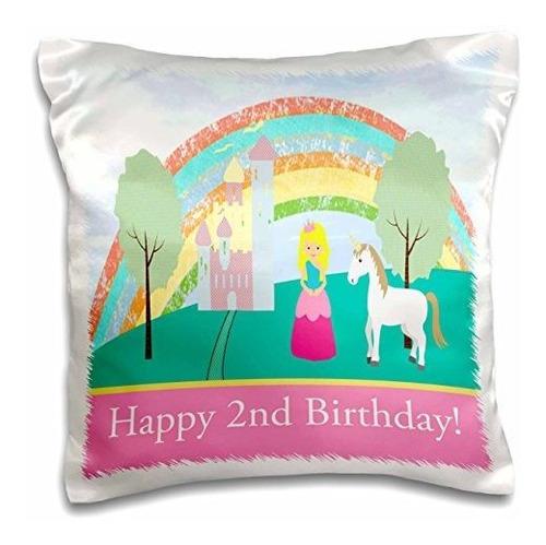 Imagen 1 de 1 de Beverly Espatula  Diseño De Cumpleaños Princesa Y Unicorn