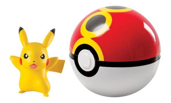 Figura Basica Infantil Nino Pokemon Pokemon G Clip N Carry P