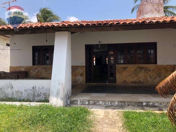 Casa À Venda Com 220 M² Por R$ 350.000 - Pacheco - Caucaia/ce - Ca0228