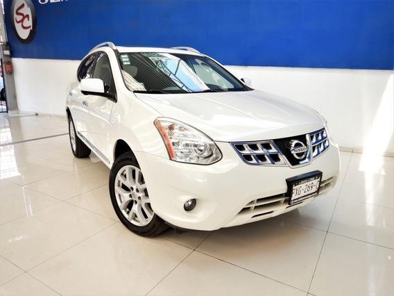Nissan Rogue Exclusive Piel 4x4 2013
