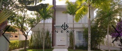 Imagem 1 de 23 de Casa Com 4 Suites À Venda, 690 M² No Residencial  Alphaville Conde Ii - Barueri/sp - Ca0012