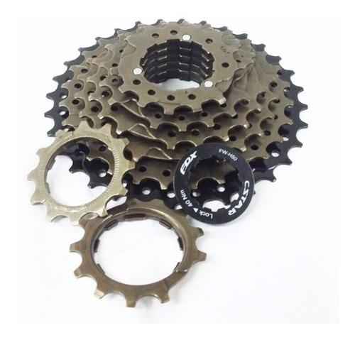 Piñon Bicicleta Mtb A Casette 12-28 7v. - Racer Bikes