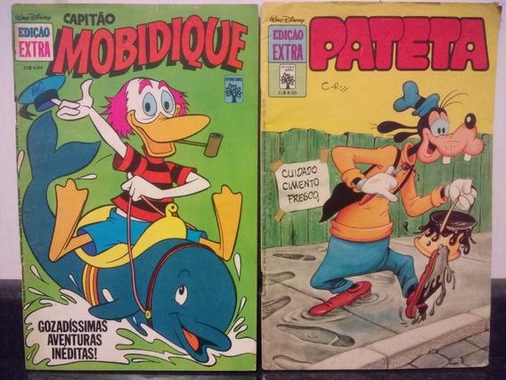 Hq Edição Extra Disney 70 Raridade + Brinde Abril 1976 Rjhm