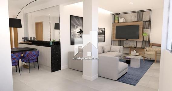 Apartamento 2quartos - 2 Suites - Glória - Glória/au-vi