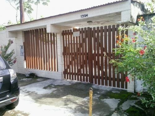 Casa À Venda No Bairro Loty Em Itanhaém - 7170   Sanm