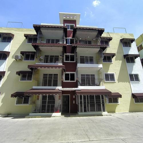 Imagen 1 de 14 de Vendo Apartamento En La Ceiba A 1 Min. De Carrefour
