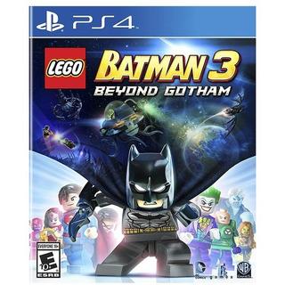 Lego Batman Gotham 3 Ps4 Completo Entrega Inmediata Ps4