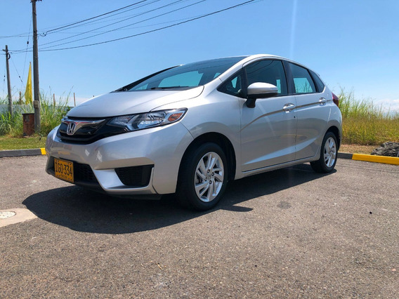 Honda Fit Version Lx 6mt 1.5 Mod 2016 Impecable Unico Dueno