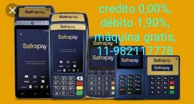 Taxa 0 % No Cartao De Credito- Maquina Gratis 11-98211-7778