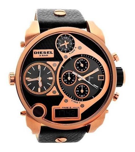 Relógio Analógico Diesel Original Dz7261 - 4 Timers