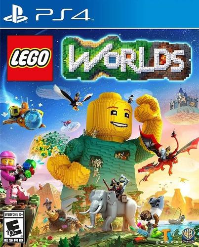 Lego Worlds Juego Ps4 Original Play 4 + Garantía + Español
