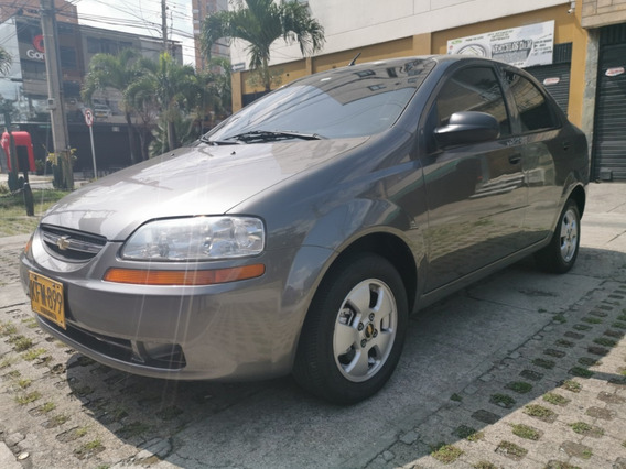 Chevrolet Aveo Aveo Family Con Aire 2013