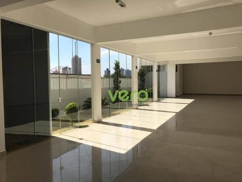 Imagem 1 de 2 de Salão Para Alugar, 234 M² Por R$ 5.500,00/mês - Vila Pavan - Americana/sp - Sl0028