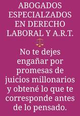 Abogados Laborales Y Art