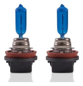Kit 11 Par Lampadas Techone Super Branca Efeito Xenon 8500k
