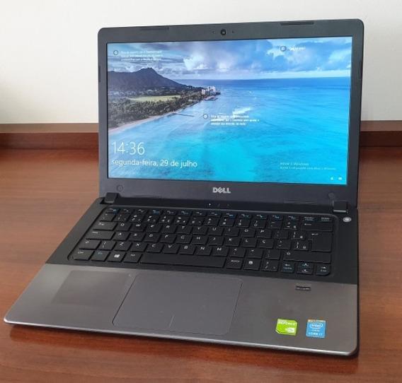 Notebook Dell Vostro 14 - 5480 - I7 (5500) - Ssd 256gb