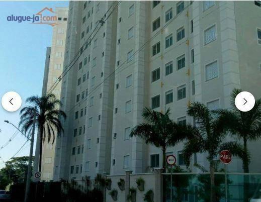Apartamento Para Alugar, 57 M² Por R$ 1.500,00/mês - Jardim Das Indústrias - São José Dos Campos/sp - Ap8026