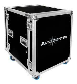 Estuche Rack Audiocenter De 14 Espacios Modelo 14ufca