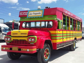 Ford Mercury Bus Chiva