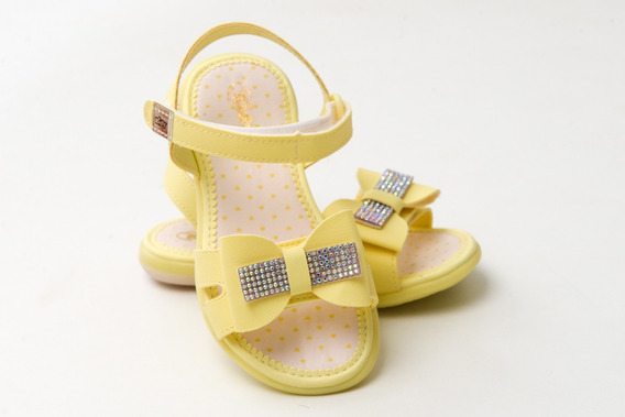 Sandália Kidy Baby Mna Equilíbrio Ref: 002-0594-5824