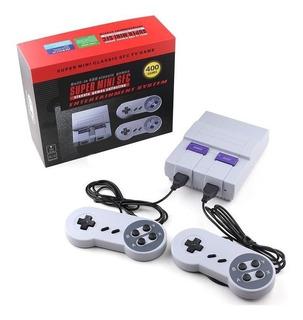 Mini Consola Super Sfc Con 100 Juegos De Super Nintendo