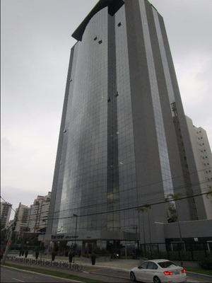 Sala Para Alugar Com 79m² Por R$ 3.600/mês - Jardim Aquarius - São José Dos Campos/sp - Sa0190